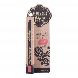 Mei Linda Miracle Color Fit Lip Liner #09 Pink Candy