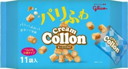 GLICO CREAM COLLON MILK 138.5g.
