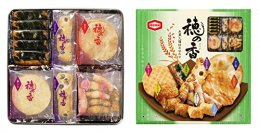 Kameda Honoka No.15 Assorted Rice Crackers 230 g.