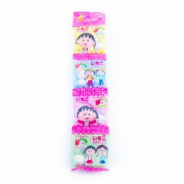 Eiwa Maruko-chan Strawberry Marshmallow 60 g.