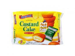 Lotte Custard Cake 9 pcs.