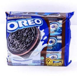 Oreo Chocolate Sandwich Cookies Packs 264.6g.
