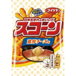 Koikeya Potato Cheese Flavor 80 g.