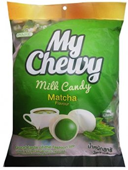 My Chewy milk candy Matcha Flavored 360g