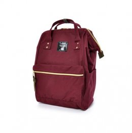ANELLO MINI BACKPACK -  MOUTHPIECE SERIES AT-B0197B สี WI (Size M)