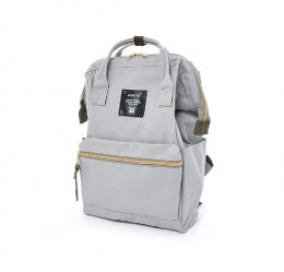 ANELLO MINI BACKPACK - MOUTHPIECE SERIES AT-B0197B สี LGY (Size M)