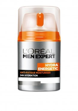 L'OREAL PARIS MEN EXPERT HYDRA ENERGETIC MULTI-ACTION 8 ANTI-FATIGUE MOISTURIZER