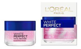 L'OREAL PARIS WHITE PERFECT TOTAL RECOVER SLEEPING MASK