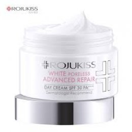 ROJUKISS WHITE PORELESS ADVANCED REPAIR  DAY CREAM SPF30