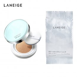 LANEIGE BB Cushion Pore Control SPF50+ PA+++ No.21 Beige