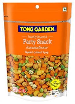 TONG GARDEN  Party Snack