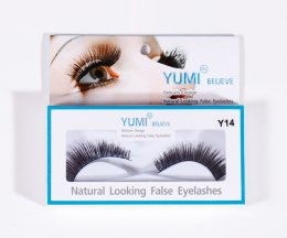 YUMI Natural Looking False Eyelasher Y14