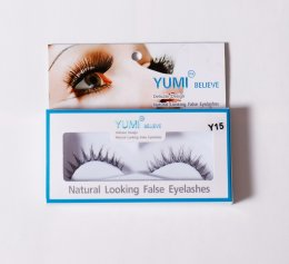 YUMI Natural Looking False Eyelasher Y15