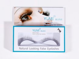 YUMI Natural Looking False Eyelasher Y16