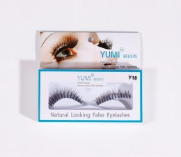 YUMI Natural Looking False Eyelasher Y18