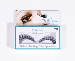 YUMI Natural Looking False Eyelasher Y27