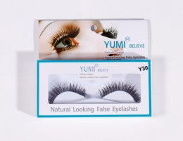 YUMI Natural Looking False Eyelasher Y30