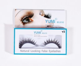 YUMI Natural Looking False Eyelasher Y2