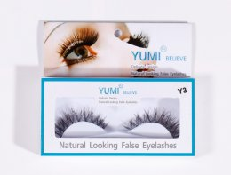 YUMI Natural Looking False Eyelasher Y3