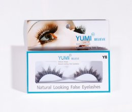 YUMI Natural Looking False Eyelasher Y8