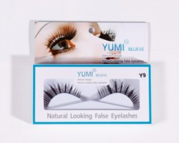 YUMI Natural Looking False Eyelasher Y9