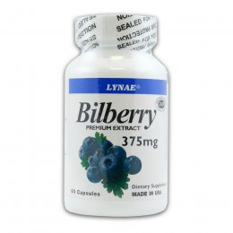 Lynae Bilberry extract 375 mg