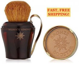 Physicians Formula  bronze booster glow  boosting pressed shimmer bronzer #light to medium