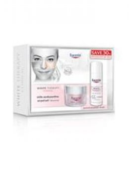 EUCERIN White Therapy CC Cream & Day Cream Set