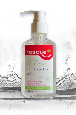 Extra Sensitive Cleansing Gel  120 ml
