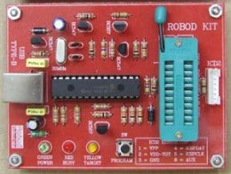 PIC PROGRAMMER 20PIN