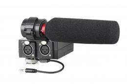 ไมโครโฟน มิกไมค์ Saramonic MixMic Shotgun Microphone