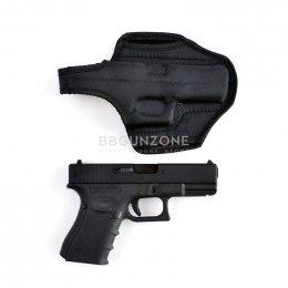 ซองปืนสั้น Glock 19 / 23 แข็ง เข้ารูป