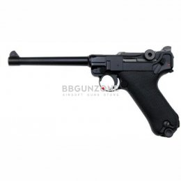 "WE Luger P08 bk 6"""