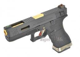 WE G18C Glock 18C Full Auto Brand War (T1)