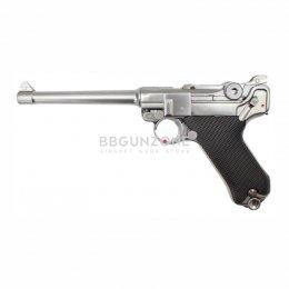 "WE Luger P08 SV 6"""