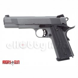 Angry Gun (Unicorn) 1911 Custom (Metal Grey)