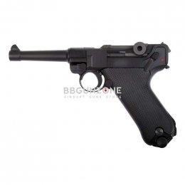 "WE Luger P08 bk 4"""