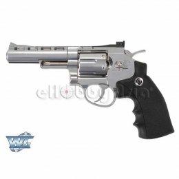 WinGun ปืนลูกโม่ .357 Magnum 4 นิ้ว Sport 701 Co2 Revolver SV