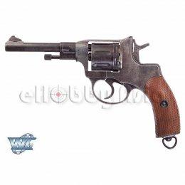 WINGUN  Nagant M1895 CO2 Revolver Weathered
