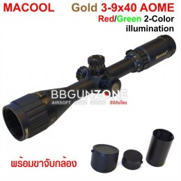 MARCOOL Gold 3-9x40 AOME
