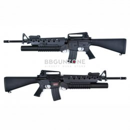 E&C 702S M16A3+M203 Gen2