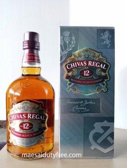 Chivas Regal 12 Year 1L