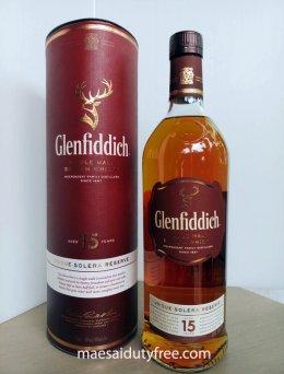 Glenfiddich 15 Year Old (1L)