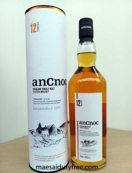 anCnoc 12 Year Old (70cl) 40%