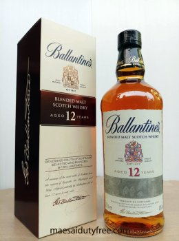 Ballantines 12 Years Old (70cl) 40%