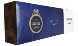 บุหรี่  555 Gold