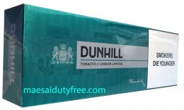 Dunhill Menthon