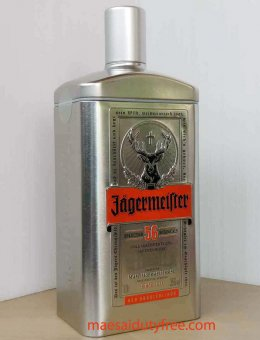 Jagermeister Silver Tin  (35%)