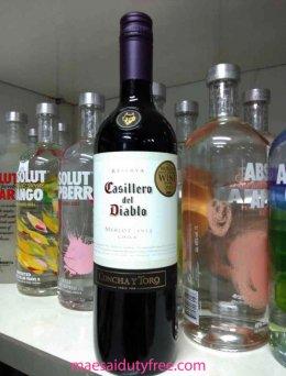 Casillero Del Diablo Merlot