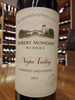 Robert Mondavi Napa Valley Cabernet Sauvignon 2013